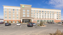 Holiday inn hotel located in Saint George