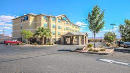 Comfort Inn located in St. George was sold by Greg Whitehead
