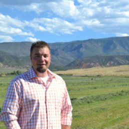 Brayden Gardner is a farm property and ranch property real estate agent