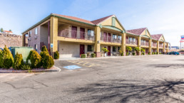 Americas Best Value Inn located in Saint George was sold by commercial real estate company NAI Excel
