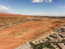 RV Park land in Saint George