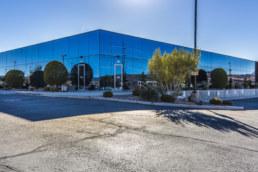 Viracon building in Fort Pierce Industrial