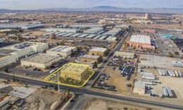 Industrial Building in Henderson Sells