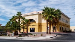 Commercial real estate office in Las Vegas