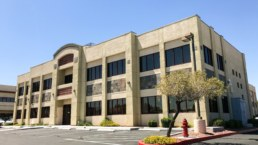 Two story commercial real estate building in Las Vegas