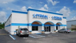 Fyzical Fitness commercial real estate property in Florida
