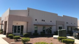 Commercial real estate building located at 2645 w Cheyenne Avenue north Las Vegas, Nevada