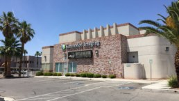 NAI Vegas commercial real estate building listed for sale