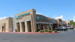 Las Vegas commercial real estate building