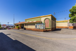 St. George Taco Time Sells building - Front View