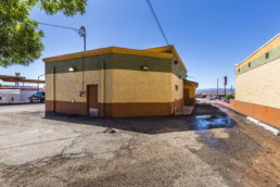 St. George Taco Time Sells building - back view