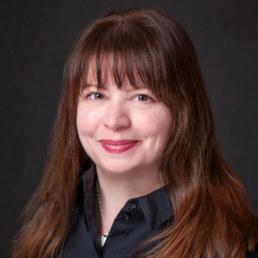 Debbie German is a sales associate for commercial real estate in Las Vegas