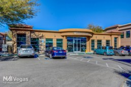 Medical office in Henderson Nevada sold by NAI Vegas
