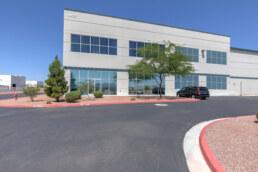 Southern Enterprises building in Las Vegas