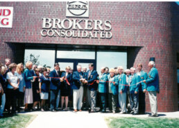 1995 Grand opening of ERA Real Estate in Saint George, Utah