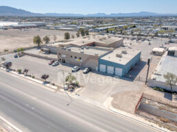 9.04 Acres of Industrial Property in Las Vegas, Nevada