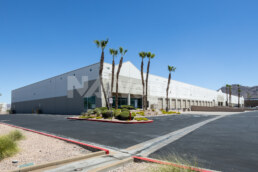 NAI Vegas Works Globally for new PIMA Door and Supply inc location