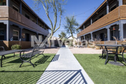 Urbanity Apartments in downtown Las Vegas recently sold
