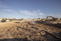 Towne Storage development in North Las Vegas