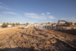 Breaking ground for new towne storage facility in North Las Vegas