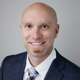Bryan Houser is a commercial real estate agent in Las Vegas