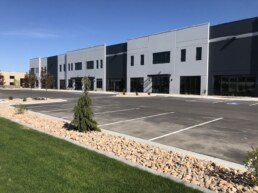 Front of Spring Haven Industrial