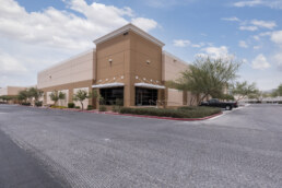 Commercial real estate space in Las Vegas