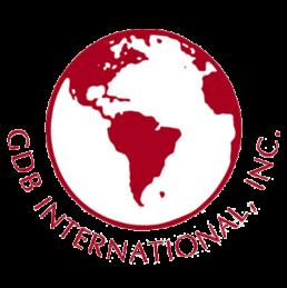 GDB International, INC. Logo